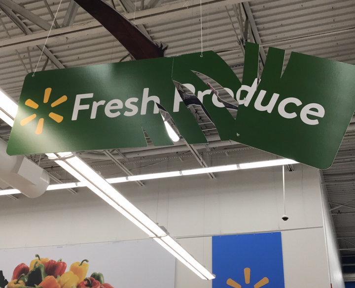 Grocery Dangler In-Store (Reverse Side)